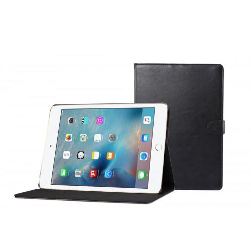 iPad Air 1 leren hoes / case zwart
