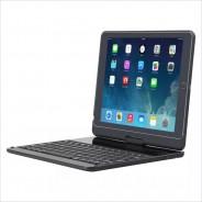 Dasaja Premium Toetsenbord hoes / case voor iPad 9.7 (2017/2018), iPad Air 1 / 2 en iPad Pro 9.7