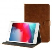 iPad mini 4 / 5 leren hoes / case bruin