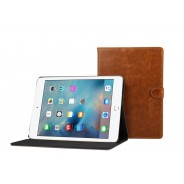 iPad 2 / 3 / 4 leren hoes / case bruin