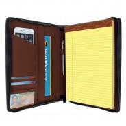 Universele Tablet folio case / hoes voor 8.9'' tot 10,5'' tablets / iPads zwart