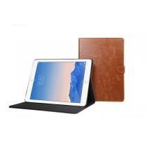 iPad Pro 9.7 leren hoes / case bruin